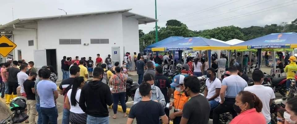 GRAN CAMPAÑA DE VACUNACION EN RIO BONITO.